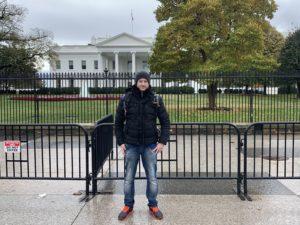 Washington Weißes Haus