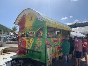 Souvernirstand St. Maarten