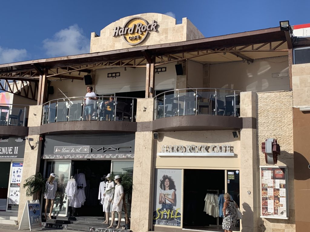 Hard Rock Cafe St. Maarten
