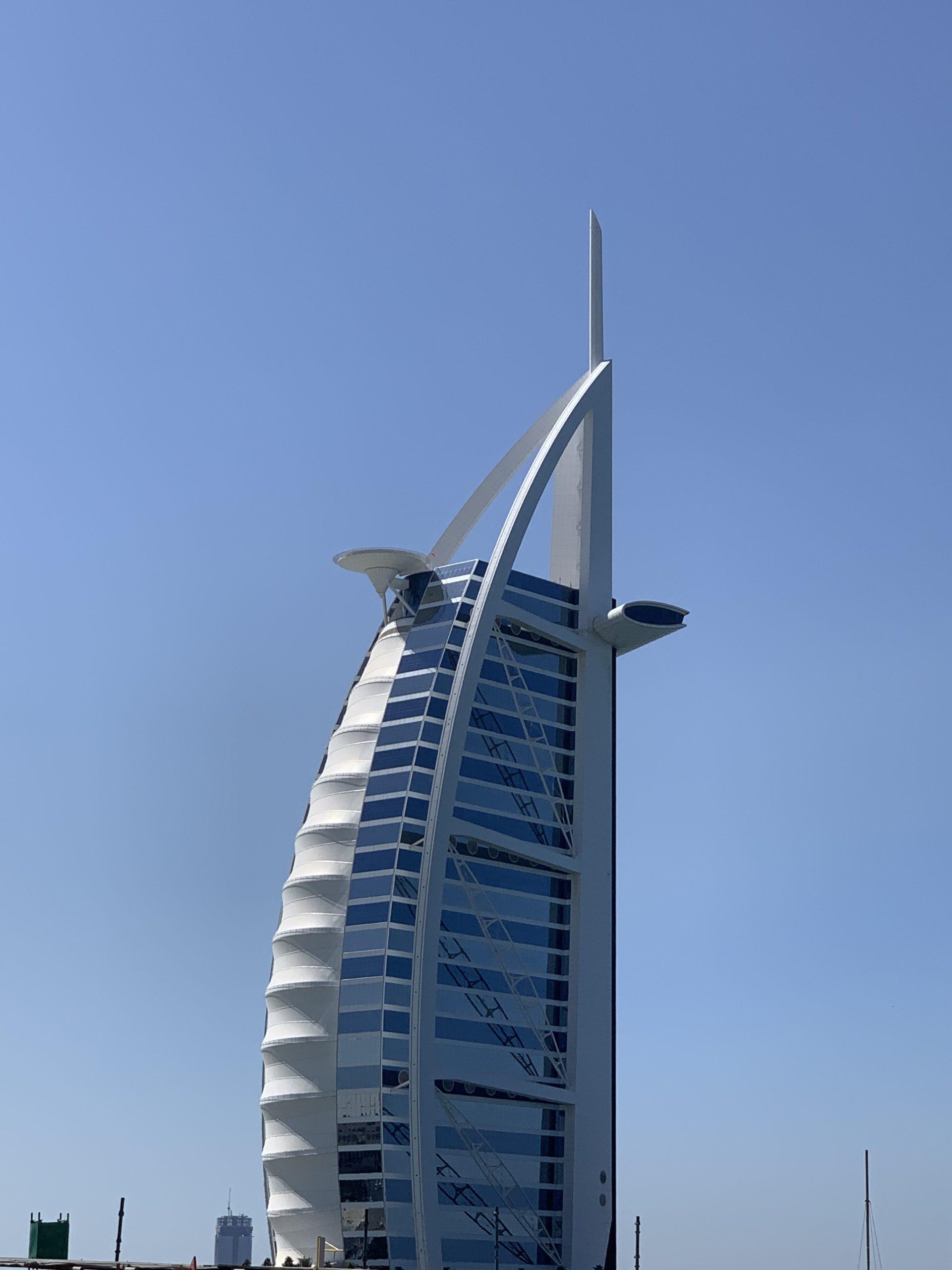 Burj al Alrab in Dubai